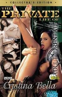 Private Life Of Cristina Bella Disc 2 Cover