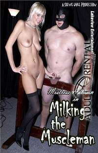 Milking The Muscleman Cover
