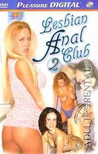 Lesbian Anal Club 2 Cover