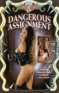 Dangerous Assignment Cover