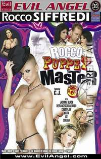 Rocco: Puppet Master 6 Cover