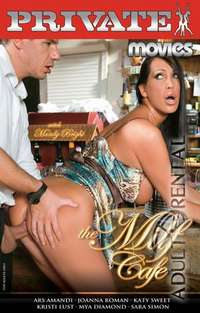 The Milf Cafe Cover