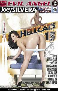 Hellcats 15: Disc 1 Cover