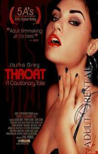 Throat: A Cautionary Tale Cover