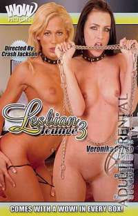 Lesbian Lounge 3 Cover