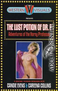 The Lust Potion Of Dr.F Cover