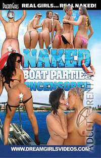 Naked Boat Parties Uncensored Cover
