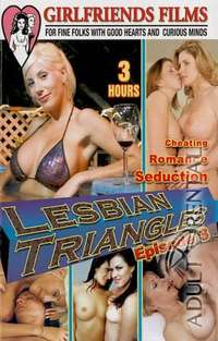 Lesbian Triangles 3 Cover
