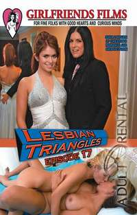 Lesbian Triangles 17 Cover