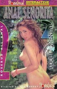 Anal Senorita 2 Cover