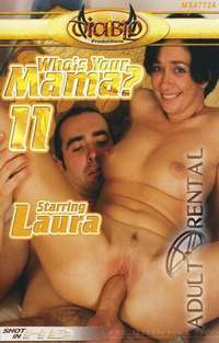 Who's Your Mama? 11 Cover