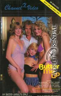 Butter Me Up Cover