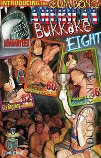 American Bukkake 8 Cover