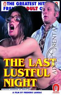The Last Lustful Night Cover