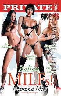 Itailan MILFS Mamma Mia Cover