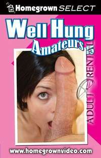 Well Hung Amateurs 15 Cover
