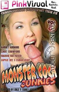 Monster Cock Junkies 8 Cover