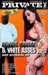 Black Cocks & White Asses 2 Cover