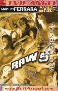 Raw 5: Disc 1 Cover