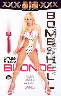 Shyla Stylez Blonde Bombshell Cover
