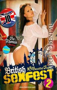 British Sexfest 2 Cover