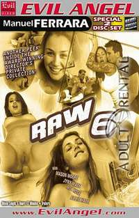 Raw 6: Disc 1 Cover