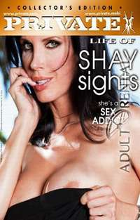 Private Life Of Shay Sights Cover
