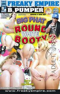 Big Phat Round White Booty 2: Disc 1 Cover