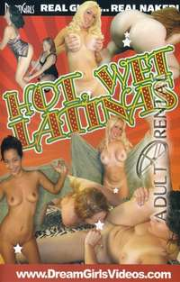 Hot Wet Latinas Cover