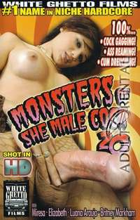 Monsters Of She Male Cock 20