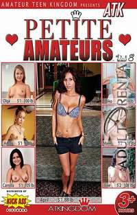 Petite Amateurs 8 Cover