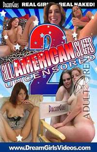 All American Sluts Uncensored 2 Cover