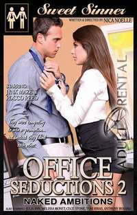 Office Seductions 2 Cover