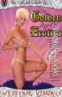 The Golden Age Of Erotica Cover