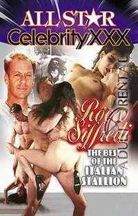 All Star Celebrity XXX Rocco Siffredi Cover