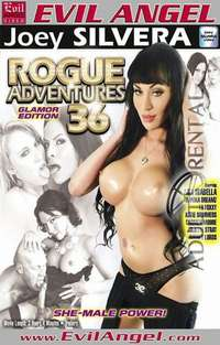 Rogue Adventures 36 Cover