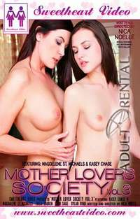 Mother Lovers Society 3 Cover