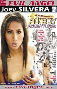Ladyboy Adventures Cover