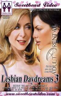 Lesbian Daydreams 3 Cover
