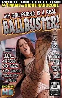 My Girlfriend Is A Real Ballbuster Cover