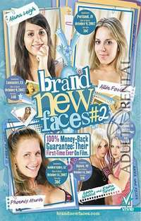 Brand New Faces 2 Cover