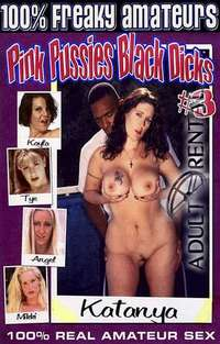 Pink Pussies Black Dicks 3 Cover