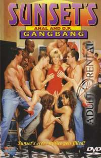 Sunset's Anal And DP Gangbang Cover