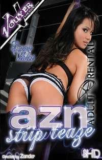 Azn Strip Teaze Cover