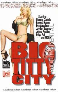 Big Titty City: Disc 1 Cover
