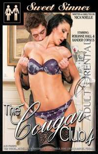 The Cougar Club 4 Cover