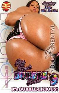 Big Black Bubble Butts 9 Cover