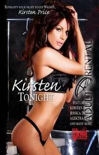 Kirsten Tonight Cover