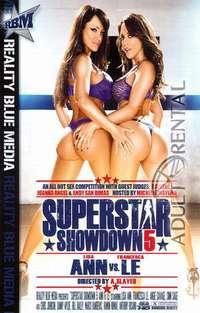 Superstar Showdown 5 Cover