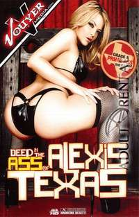 Deep In The Ass Of Alexis Texas Cover